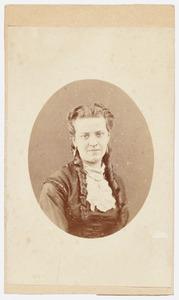 Portret van Suzanne Marie Eleonore Kraft (1850-1924)