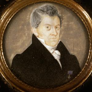 Portret van Sigismund Jacques van Heiden Reinestein (1771-1830)