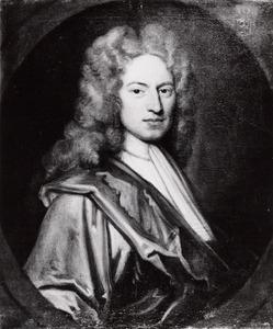 Portret van een onbekende man uit het geslacht Merckelbach