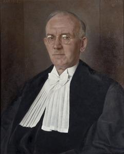 Portret van Willem Everhard Boerman (1888-1965)