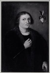 Portret van  Dirck Jansz. Helmer (....-1468)