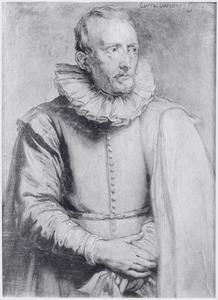 Portret van Cornelis van der Geest (1577-1638)