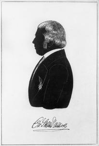 Portret van Oncko van Swinderen (1775-1850)