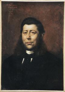 Portret van W.J. Tuyn