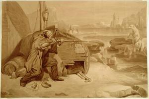 De overwintering op Nova Zembla (1596-1597)
