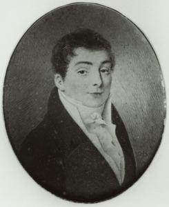 Portret van Lambert Arnold Bicker (1794-1823)