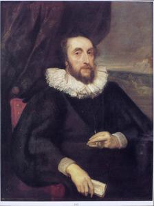 Portret van Thomas Howard, 21ste Graaf van Arundel (1585-1646)