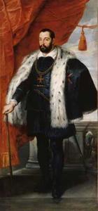 Portret van Francesco I de' Medici, groothertog van Toscane (1541-1587)