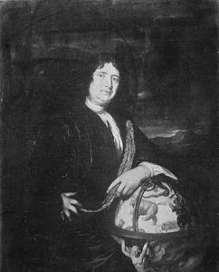 Portret van Steven Tracy (....-1703)