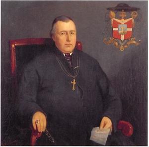 Portret van Joannes Zwijsen (1793-1877)