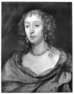 Portret van Anne Killigrew (1607-1641)