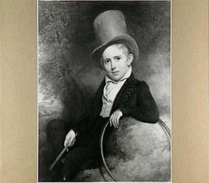 Portret van Adolph Johan Bernhard Wattendorff (1827-na 1881)