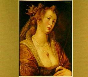 Portret van Juno