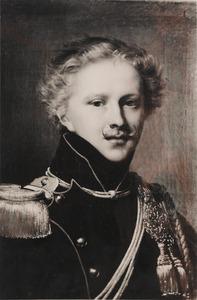Portret van Jan Anthony Taets van Amerongen (1797-1849)
