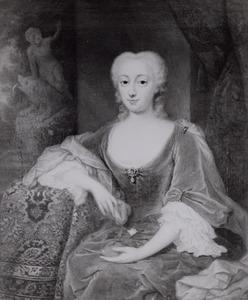 Portret van Leonor Teixeira d'Andrade (1722-1790)