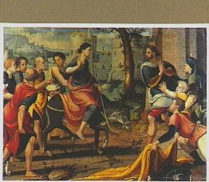 De intocht in Jeruzalem