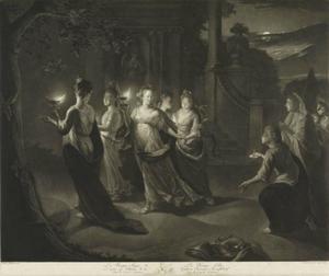 De vijf wijze en vijf dwaze maagden