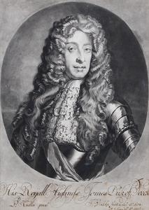 Portret van Jacobus II van Engeland (1633-1701)