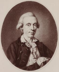 Portret van Johannes Cornelis Mertens (1745-1821)