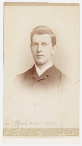 Portret van Leonardus Offermans (1868-1934)