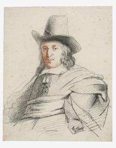 Portret van Jan Asselijn (?-1652)