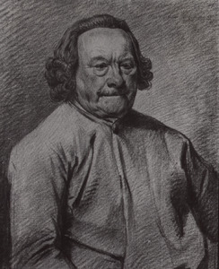 Portret van Tako Hajo Jelgersma (1702-1795)