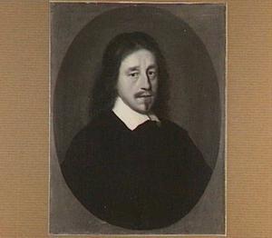 Portret van Arnoldus Senguerdius (1610-1667), hoogleraar Natuurkunde en Metafysica (1638-1648)