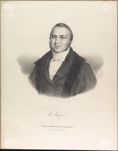 Portret van Antonie Rutgers (1805-1884)