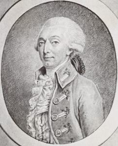 Portret van Hendrik Kluit (1740-1812)
