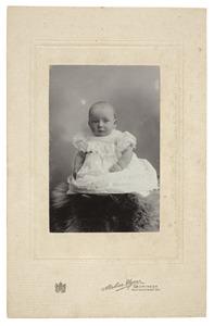 Portret van Geertje Hazenberg (1907-1937)