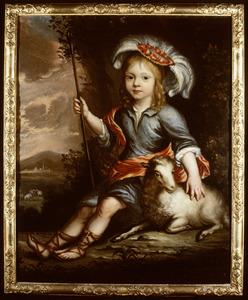 Portret van Adriaan Pauw (1658-1700)