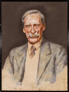 Portret van Cornelis Johannes Alexander Macpherson (....-....)