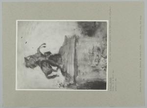 Place de la Concorde, cheval de Marly