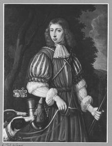 Portret van Ernst Mockema van Harinxma Thoe Slooten (1648/1651-1725)