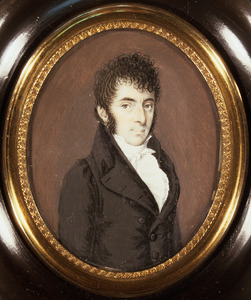 Portret van Robert Hendrik Arntzenius (1777-1823)