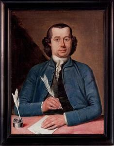 Portret van Jacob Moolenburgh (1749-1817)
