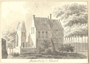 Huis Lakenburg in Wamel