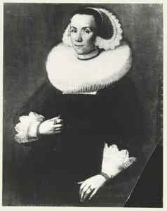Portret van Catharina Mertens ( -1635)