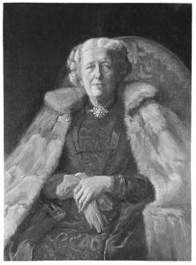 Portret van Willemina Cornelia Soek (1817-1900)