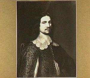 Portret van Salomon van Schoonhoven (1617-1653)
