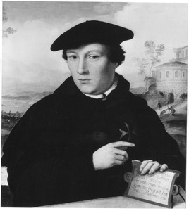 Portret van Hendrick Barck (1534-1601)