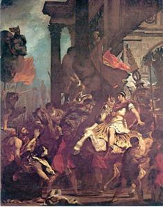 De gerechtigheid van Keizer Trajanus
