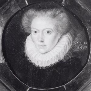 Portret van Geertruid van Brakel