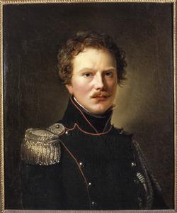 Portret van Hendrik Willem Johannes Agathus van Uchelen (1790-1840)