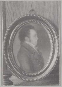 Portret van Hendrik Joan Westenberg (1767-1818)