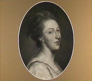 Portret van Isabella Agneta Elisabeth van Tuyll van Serooskerken (1740-1805), 'Belle van Zuylen'