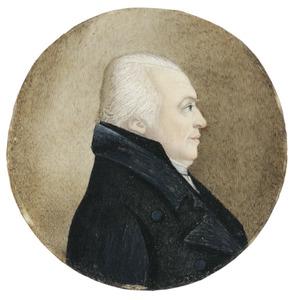Portret van Wigbold van Sypesteyn (1758-1815)