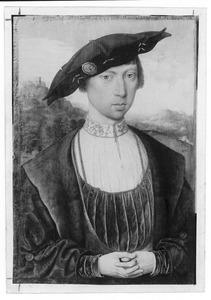 Portret van Joost van Bronckhorst (....-....)