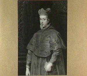 Portret van Ferdinand, kardinaal-infante van Spanje (1609-1641)