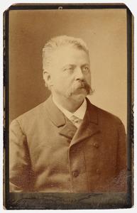 Portret van mogelijk dhr. Willem Hendrik van Ittersum (1865-1930)